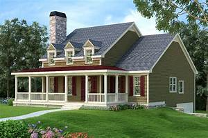 Country House Plan  104