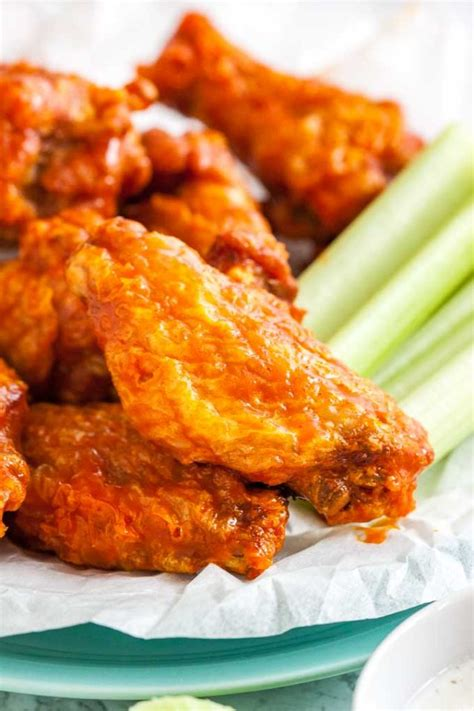 fryer wings chicken air recipes recipe crispy fried oil extra without deep wing cooking airfryer oven buffalo long fry delicious
