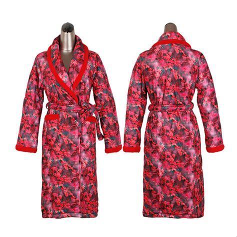 robe de chambre velours femme achetez en gros velours robe de chambre en ligne à des