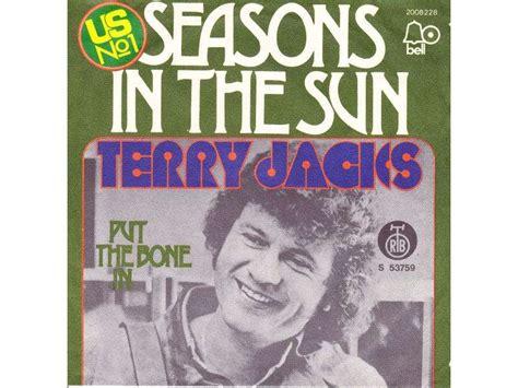 Seasons In The Sun / Put The Bone In