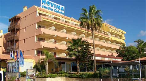 das hotel hovima jardin caleta auf teneriffa hluvideos