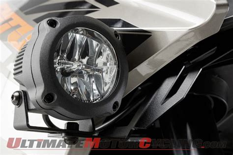Sw-motech Launches 2nd Generation Hawk Led Motorcycle Fog