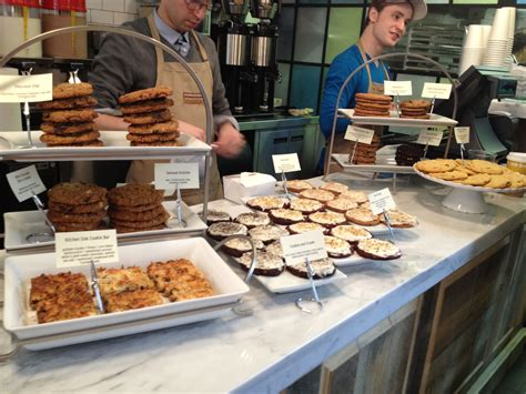 Work with a designer, preferably one with experience in coffee shop design, to ensure your floor plan is welcoming and accommodating for employees and. Schmackary's Cookie and Coffee Shop now open on 45th St and 9th Ave in NYC, right next door to 5 ...
