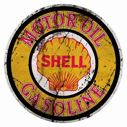 Shell Oil Gasoline Royal Motor Dutch Company