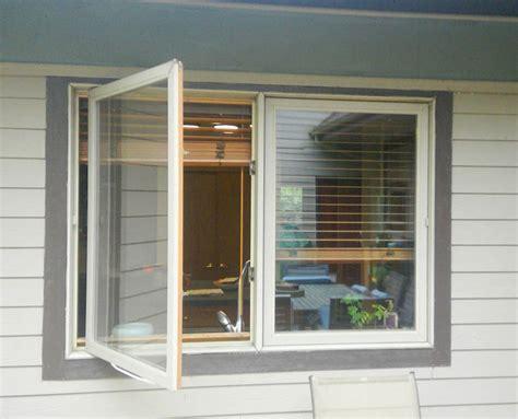 shadow box bay window beautifies mars kitchen pella