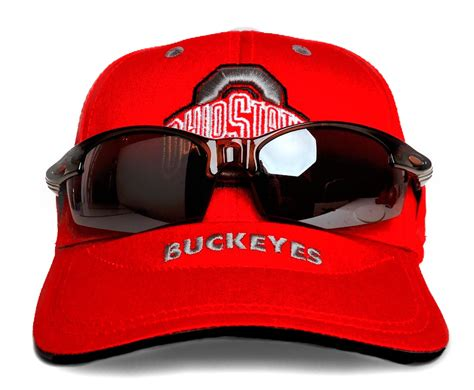 osu colors the ohio state buckeyes school color cap