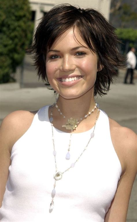 mandy moore short hairstyle 15 sassy hairstyles featuring mandy moore short hair