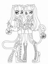 Twins Coloring Dolan Template sketch template
