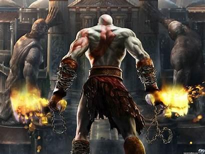 God War Ps3 Desarrollo Finaliza Games Kratos