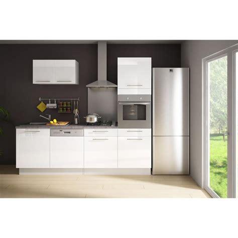 meuble de cuisine blanc laqué meuble de cuisine laque blanc