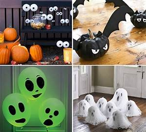 Pinterest Decoration : diy halloween pinterest projects that are cute and creative diy halloween halloween ideas and ~ Melissatoandfro.com Idées de Décoration