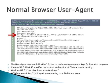 packet forensics agent browser normal user inspection deep network snow mozilla ppt powerpoint presentation starts