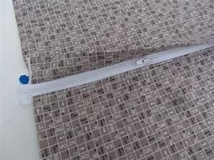 Kissenhülle Mit Reißverschluss Nähen : verdeckter reissverschluss in kissen einsetzen neue n hprojekte pinterest kissenbezug ~ Yasmunasinghe.com Haus und Dekorationen