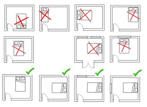feng shui miroir chambre 5 conseils pour bien dormir avec une chambre feng shui