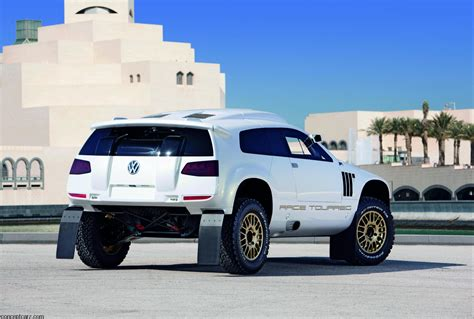 2018 Volkswagen Race Touareg 3 Qatar Image