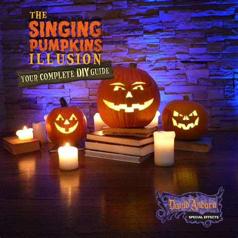 Singing Halloween Pumpkins  Hacked Gadgets  Diy Tech Blog