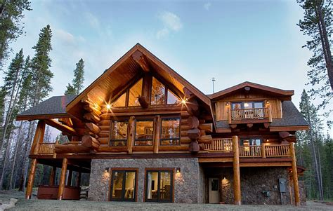 craftsman style home interiors log cabin from cabin to mansion summitdaily com