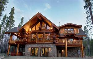Log Cabin Allure: From Cabin to Mansion SummitDaily com