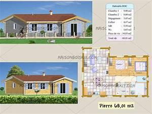 plan gratuit de maison en bois en kit With plan de maisons gratuit 3 plan gratuit de maison en bois en kit