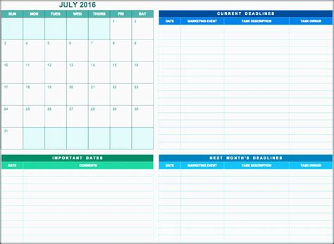 project team communication planner  excel