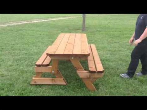 Table Convertible En Banc Youtube