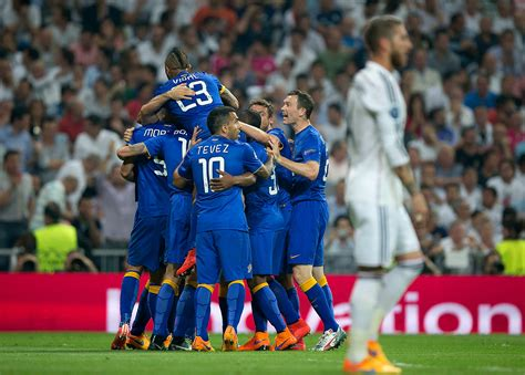 Real Madrid Vs. Juventus 1-1: Watch All Goals & Highlights ...