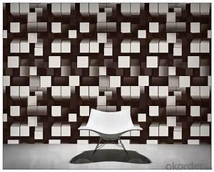 Buy 3d Wallpaper PVC Modern Design 3d Wallpapers For Home ...