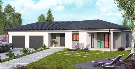 modele de maison plain pied moderne demeures caladoises collection moorea maison moderne de plain pied