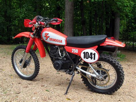 Yamaha Tt250 Trail Bike