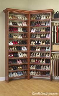 shoe organizers for closets Shoe ClosetsConfession