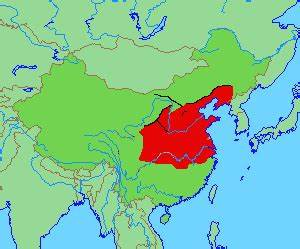 Zhou Dynasty Samantha S.: Geographical Features
