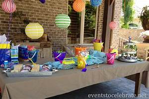 Pool Party Ideas - events to CELEBRATE!