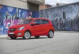 Avis Opel Karl : essai nouvelle opel karl 2015 moniteur automobile ~ Gottalentnigeria.com Avis de Voitures