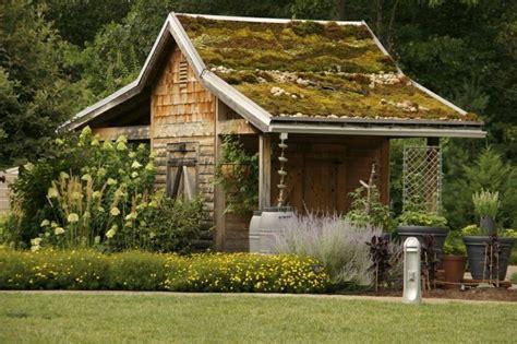 Dach Bauen Gartenhaus by Mehr Als 40 Vorschl 228 Ge Wie Sie Ein Gartenhaus Selber