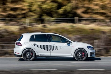 volkswagen golf gti tcr review prices specs  release