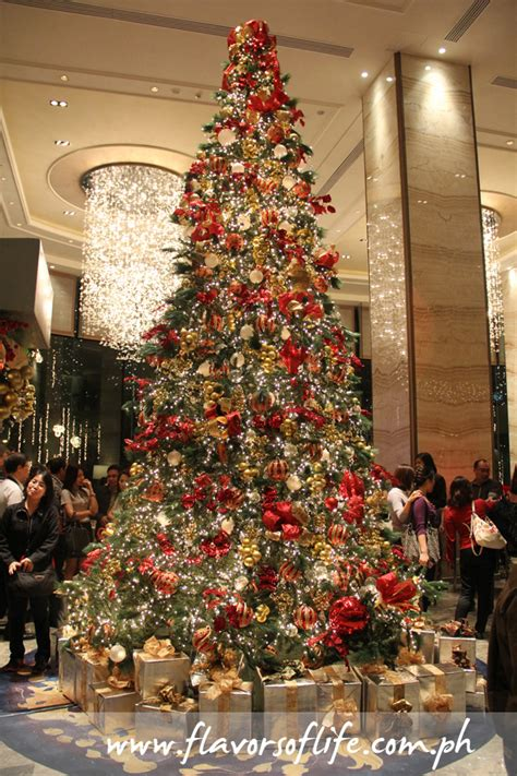 crystalline christmas celebration  edsa shangri la