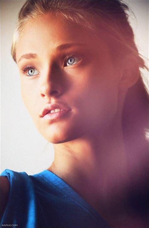 Nastya Domoratskaya Russian Model Photography Beauty