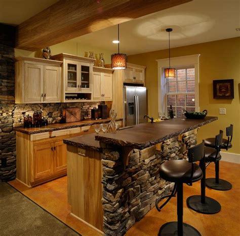 cuisine campagne moderne  idees pour  decor chaleureux