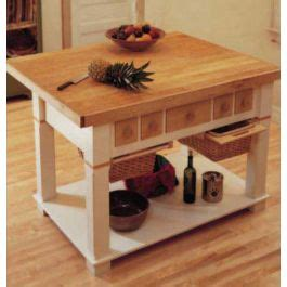 woodworkers journal classic kitchen island plan rockler