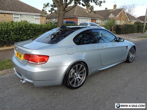 Bmw E92 For Sale by 2007 Coupe M3 For Sale In United Kingdom