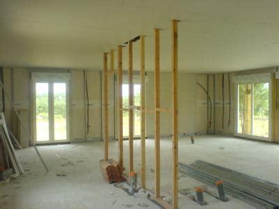 et voil 224 le plafond construction de notre maison 224 ossature bois