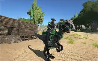 Dinos Evolved Survival Ark