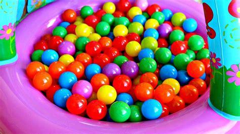 bolas de colores  juguetes  ninos color balls pool