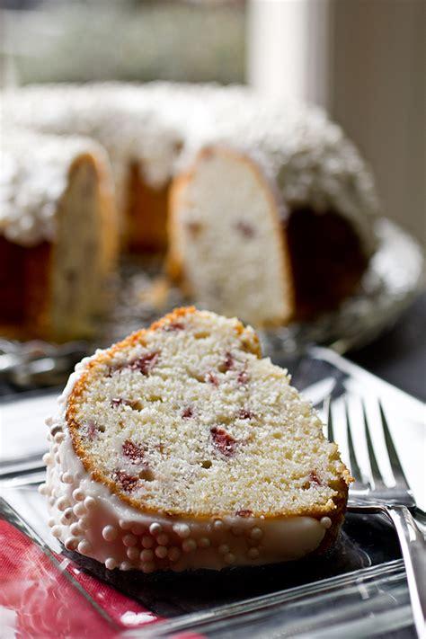 cherry almond cake warm almond cherry cake recipe dishmaps