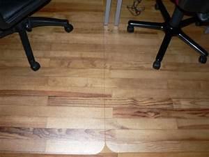 chaise de bureau qui ne raye pas le parquet With parquet flottant rayé