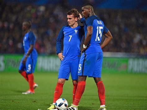 Obaj francuzi chcą zmienić kluby, ale nie jest to takie proste, gdy w grę wchodzą. World Cup 2018: Preview - France