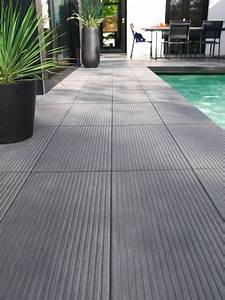 exterieur carrelage piscine terrasse colours loft With carrelage terrasse piscine