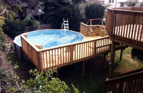 Multi Level Pool Deck Designs