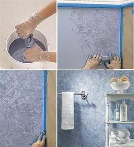 Wand Streichen Ideen : 25 wand streichen ideen seien sie verschieden basteln pinterest w nde streichen w nde ~ Markanthonyermac.com Haus und Dekorationen