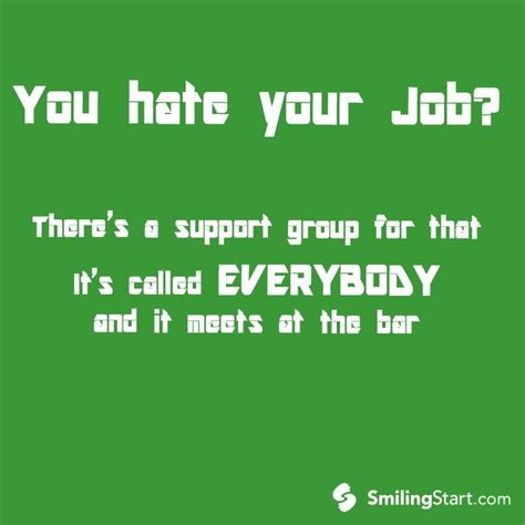 Funny Quotes Hating Your Job
